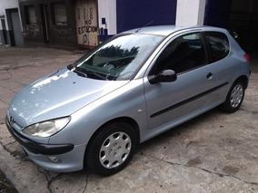 Peugeot 206 1.9 Xrd Premium 2003 Excelente!! Unica Mano!!