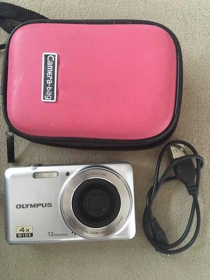 Camera Maquina Fotográfica Olympus Vg-110
