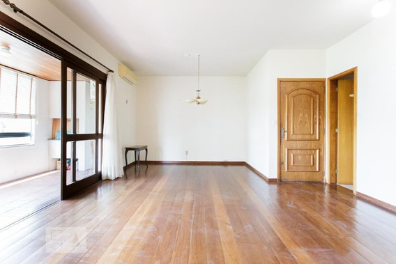 Apartamento No 2º Andar Com 3 Dormitórios E 1 Garagem - Id: 892974066 - 274066