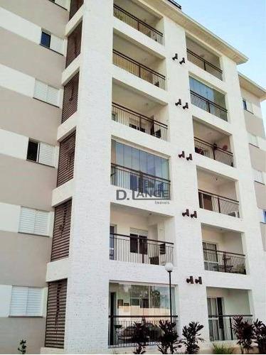 Imagem 1 de 30 de Apartamento Com 3 Dormitórios À Venda, 85 M² Por R$ 530.000 - Vila Ipê - Campinas/sp - Ap10911
