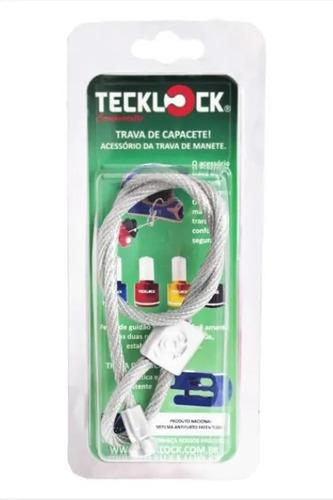 Trava De Capacete Teck Lock