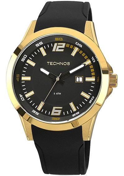 Relógio Masculino Performance Racer 2115kpu/8p Borracha