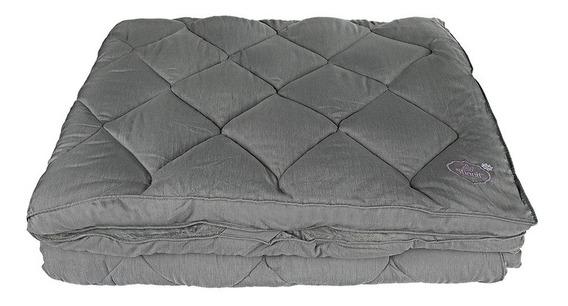 Cubre Colchón Individual + 2 Almohadas De Regalo - Shanti