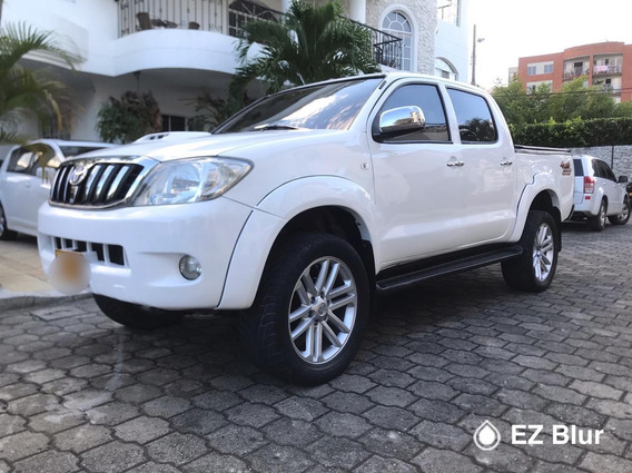 Hilux 4x4 Full Automatica Turbo Diesel Blindaje 2 Plus