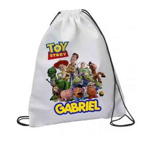 Mochila-aco Toy Story Para Anicersário Aniversário