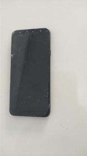 Celular Samsung J 410 G J4 Preto Para Retirar Peças Os 001