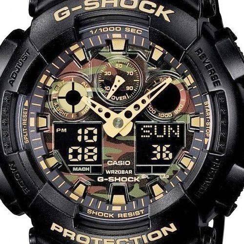 Relógio Masculino Casio G Shock Ga 100cf-1a9