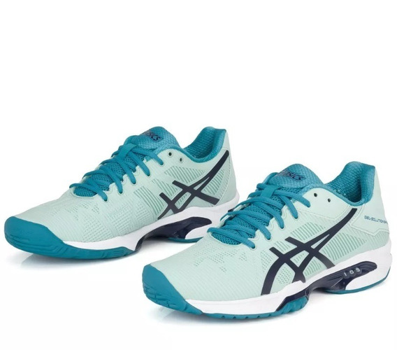 Tênis Asics Gel Solution Speed 3 - Feminino - Todos Os Pisos