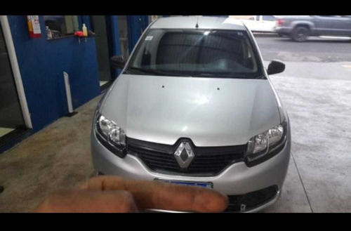 Imagem 1 de 2 de Renault Logan Sedã