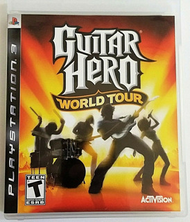 Guitar Hero World Tour Ps3 Oferta