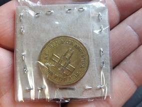 Moneda De 25 Centavos 1992 Cj 4.1 Corazon E/t L-i