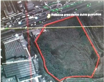 Terreno Comercial No Macedo Em Guarulhos - Ven13922