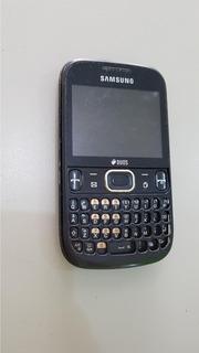 Celular Samsung S 3222 Sem Placa Para Retirar Peças
