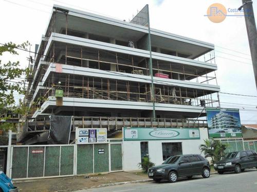 Cobertura Com 3 Dormitórios À Venda, 110 M² Por R$ 650.000,00 - Costazul - Rio Das Ostras/rj - Co0006