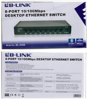 Switch Lb Link Bl-s508