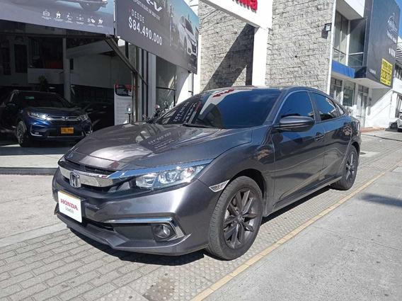 Honda Civic Exl 2020 Con 4.800 Km Unico Dueño