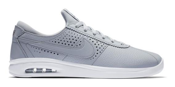 Zapatillas Nike Sn Air Max Bruin 006 Cuero Gris Hombre Mujer