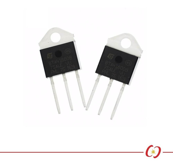 Triac Bta41 - 700v / 40a - To-218