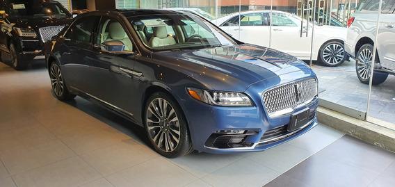 Lincoln Continental 2019 Nuevo