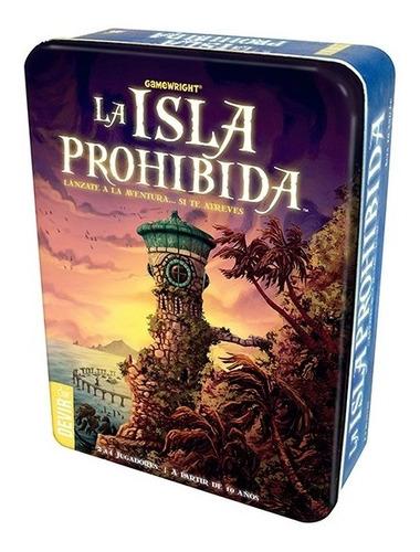 La Isla Prohibida - Juegos De Mesa