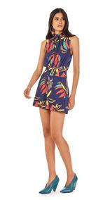 Shorts Feminino Morena Rosa Ref 107139
