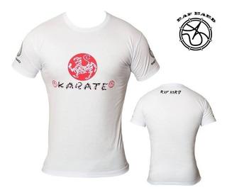 Camisa / Karatê / Shotokan ( Raf Hard )