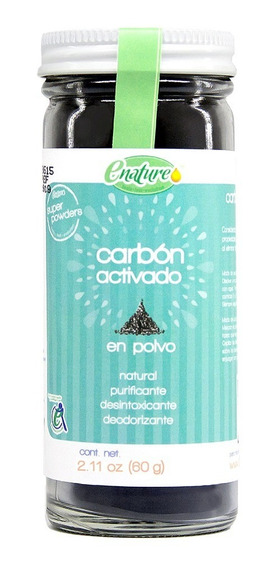 Carbón Activado Super Powders 60g