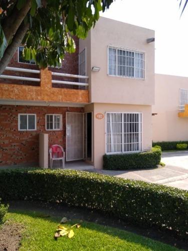 Casa Amueblada Con Alberca A 20 Minutos De Cuernavaca