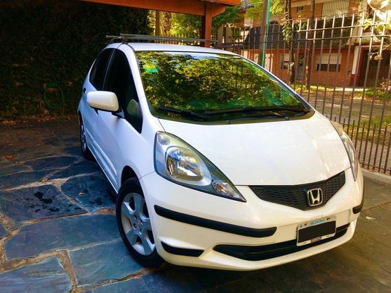 Honda Fit Lx 1.4 Con 80000km. Si En 10 Años 80000 Km .