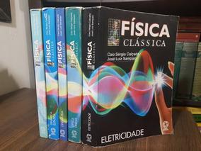 Ime Ita Olimpíadas Coleção Física Clássica - 5 Volumes