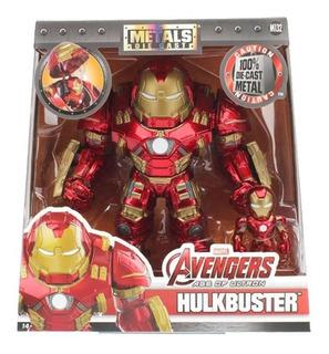 Boneco Dtc Hulkbuster Iron Man Metal Die Cast - 4066
