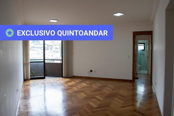 Apartamento No 4º Andar Com 3 Dormitórios E 2 Garagens - Id: 892954356 - 254356