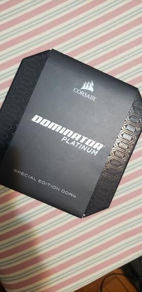 Memória Corsair Dominator Platinum Se Blackout