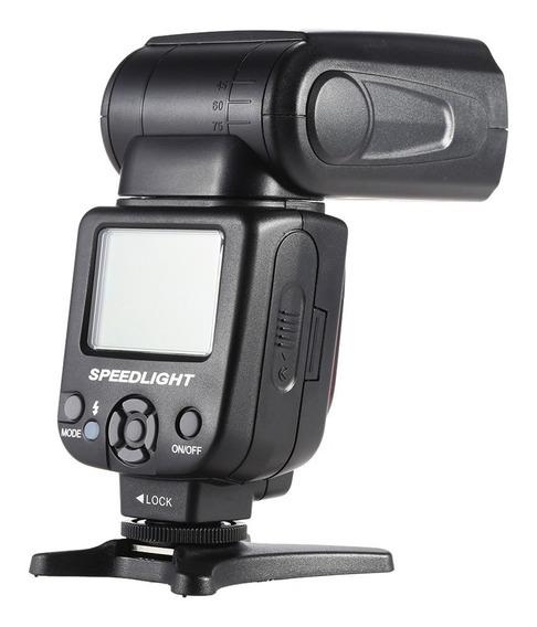 Flash Canon Triopo Tr 950 Sl2 T6 T5i 6d 7d 70d 80d 5d 1100d