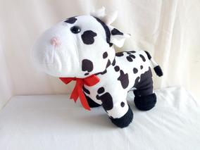 Pelucia Vaquinha Vaca Da Arca De Noé