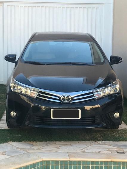 Toyota Corolla Xei 2015-2016