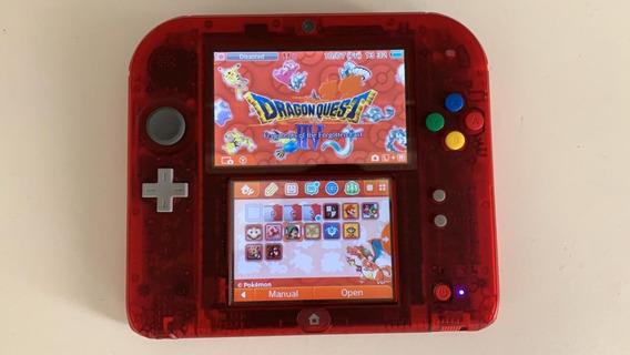 Nintendo 2ds Debloqueado - Edição Especial Omega Ruby