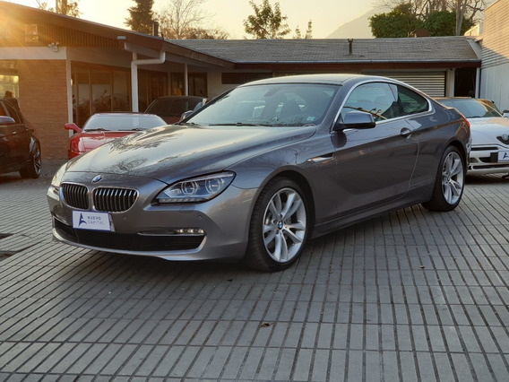 Bmw 640i Coupe 2016