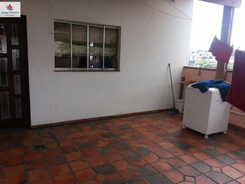 Casa A Venda No Bairro Cachoeirinha Em São Paulo - Sp.  - 4512-1