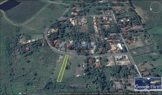 Terreno Residencial À Venda, Parque Lago Azul, Pindamonhangaba - . - Te0612