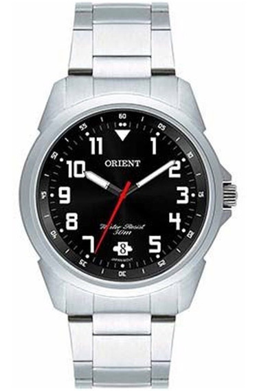 Relógio Masculino Mbss1154a-p2sx Analógico Orient