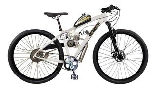 Bicicleta Motorizada Aro 29 Kit Motor 80cc 2 Tempos