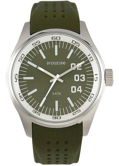 Reloj Prototype Hombre Urb-9416-3b Envio Gratis