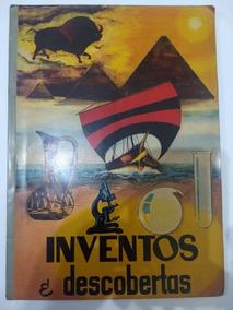 Album Antigo Perfeito Estado Inventos Descobertas Colecionad