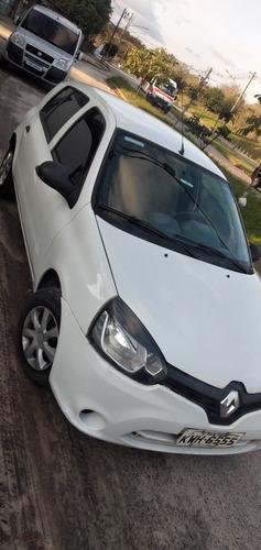 Imagem 1 de 1 de Renault Clio 2014 1.0 16v Expression Hi-power 5p