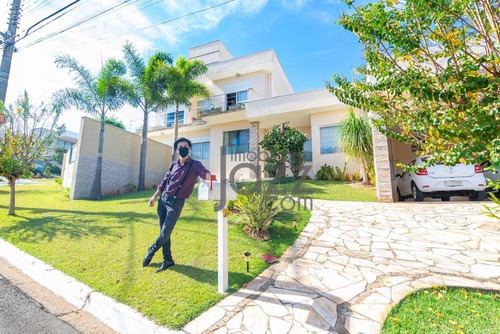 Ótima Casa Com 3 Quartos, Sendo 3 Suites À Venda, 310 M² Por R$ 1.390.000 - Residencial Colinas De São Francisco - Bragança Paulista/sp - Ca7015
