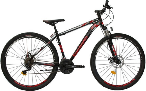 Bicicleta Mtb 5 R29t18 Ng Ro Bl 1526 Siambretta
