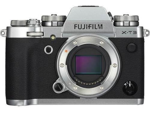 Cámara Mirrorless Fujifilm Serie X X-t3  (sólo El Cuerpo)