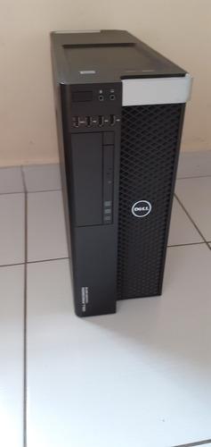Dell Workstation T5810 + Monitor Dell Professional P2314h