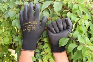 Guante Para Uso General Jardineria, Lavados,uso Rudo Abrasiv